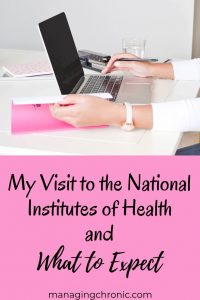 National Institutes of Health | NINDS | Diagnosis | What to expect visiting NINDS at NIH